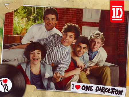 Колекционерски пакет One Direction