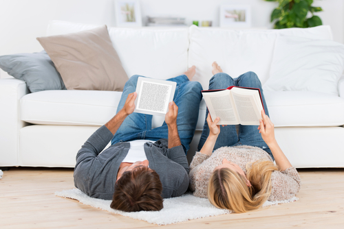 Защо четенето на романтични книги е полезно?