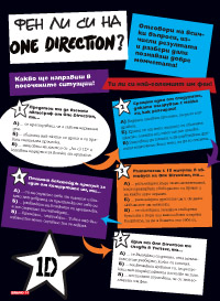 BRAVO One Direction
