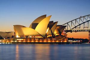 Сидни е любимият град на Тейлър