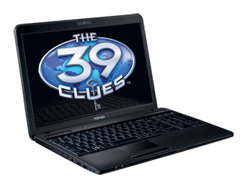 Голямата награда в играта с награди 39 КЛЮЧА - Лаптоп Toshiba