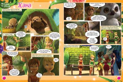 Камбанка и легендата за приказния звяр (Специално издание по филма)