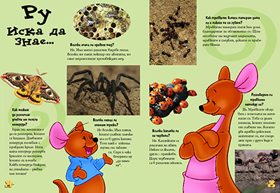 05: Насекомите и паяците