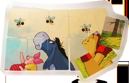 Меденосладки карти: Растенията и животните