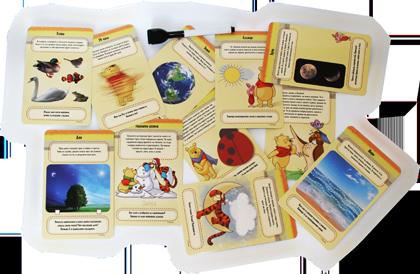 Меденосладки карти: Земята