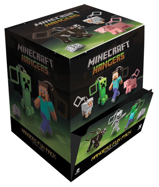 Колекция Minecraft ключодържатели