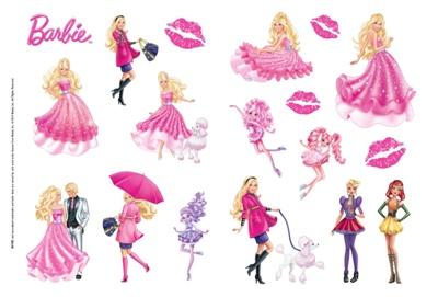 Барби в Париж