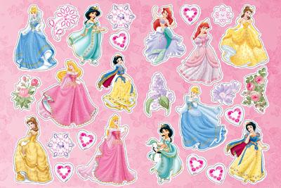 Прелестни принцеси