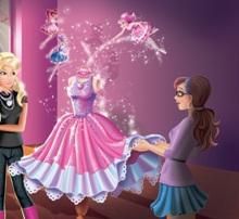Барби в Приказна история за модата