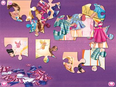 Барби: Чети и играй