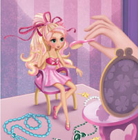 Барби Палечка