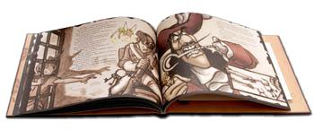Тайният дневник на капитан Хук