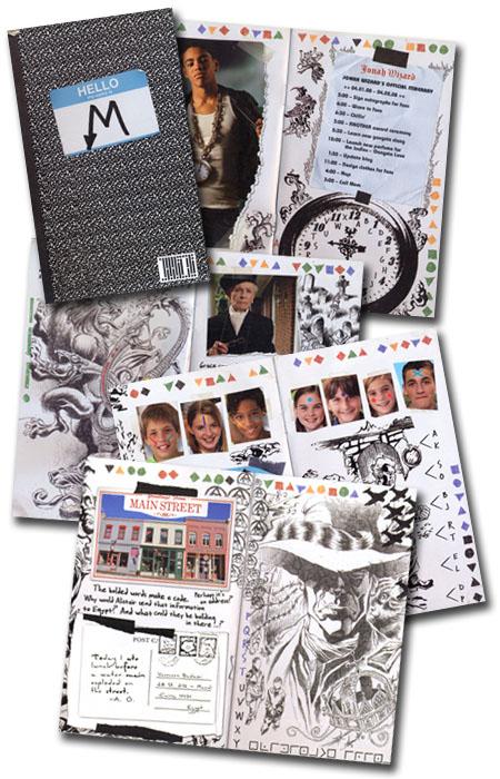 Пакет с карти към книги 4, 5 и 6